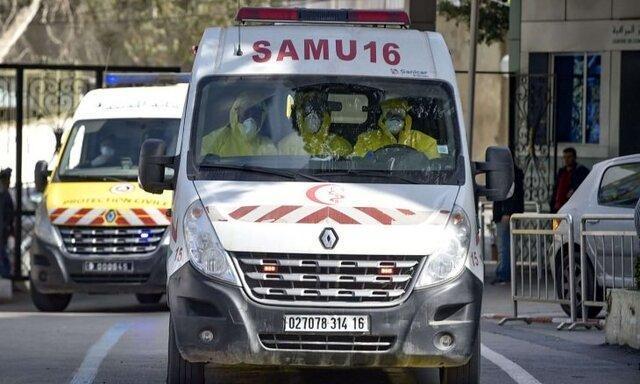 فرار بیمار مشکوک به ابتلا به کرونا از بیمارستانی در الجزایر