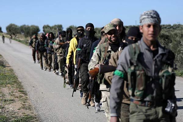 کشته شدن 117 شبه نظامی سوری مورد حمایت ترکیه در لیبی
