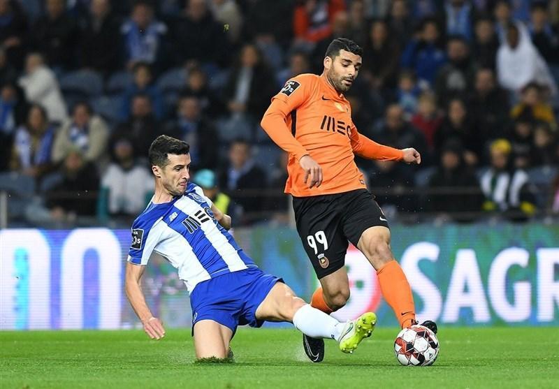 لیگ برتر پرتغال، ریو آوه با گل طارمی از صدرنشین امتیاز گرفت