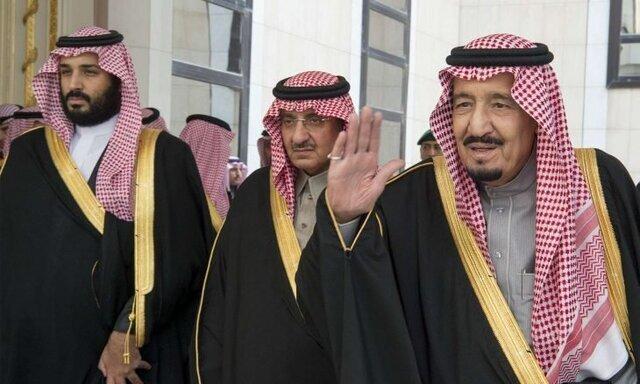 سایت انگلیسی آمار جدیدی از بازداشت شاهزاده های سعودی را منتشر کرد