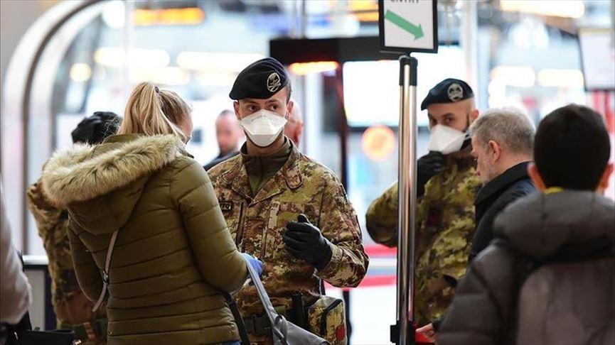رکورد جدید فرانسه در شمار قربانیان ویروس کرونا