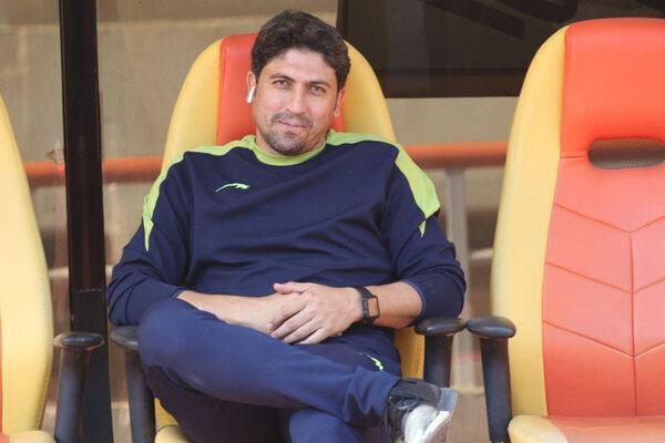 واکنش سرپرست فولاد خوزستان به تغییر زمان بازی با استقلال