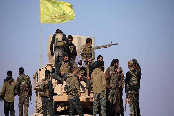 نیروهای تحت حمایت آمریکا نوجوانان سوری را می ربایند